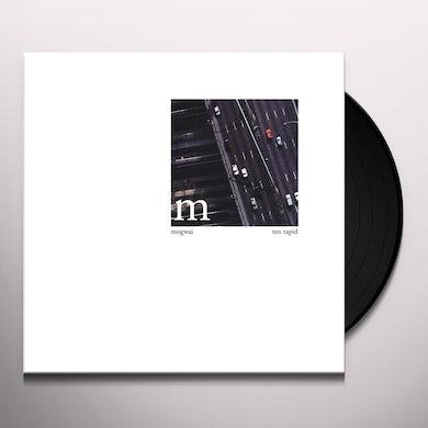 Mogwai Ten rapid (collected recordings 1996-1997) (color vinyl) Vinyl Record