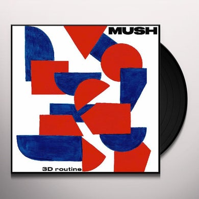 Mush 3 D Routine Vinyl Record