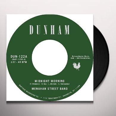 Menahan Street Band Midnight Morning B/W Stepping Through Sh Vinyl Record