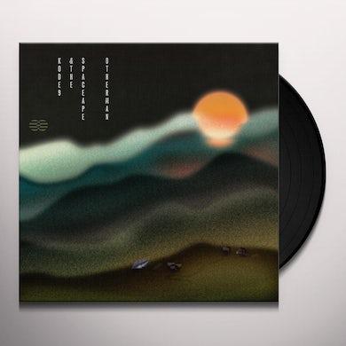 KODE9 & SPACEAPE Black Sun (2 Xlp) Vinyl Record