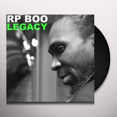 Rp Boo Legacy (2 Lp) Vinyl Record