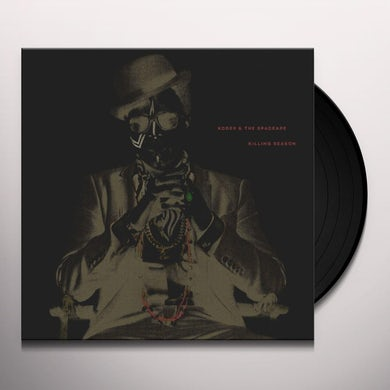 KODE9 & SPACEAPE Killing Season Ep   12 Vinyl Record