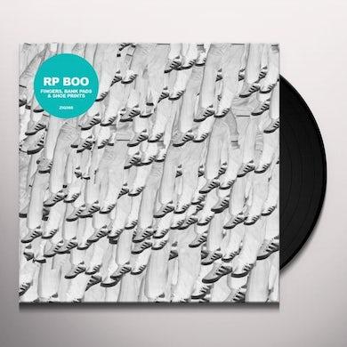 Rp Boo Fingers  Bank Pads & Shoe Prints Vinyl Record