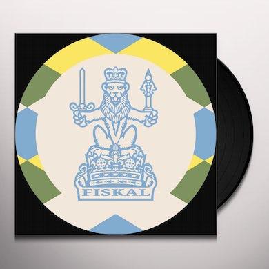 Proc Fiskal The Highland Mob Ep Vinyl Record
