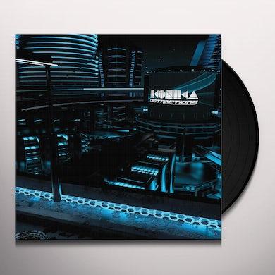 Ikonika Distractions Vinyl Record