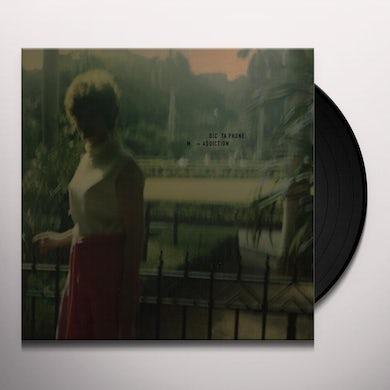 Dictaphone M.=Addiction Vinyl Record