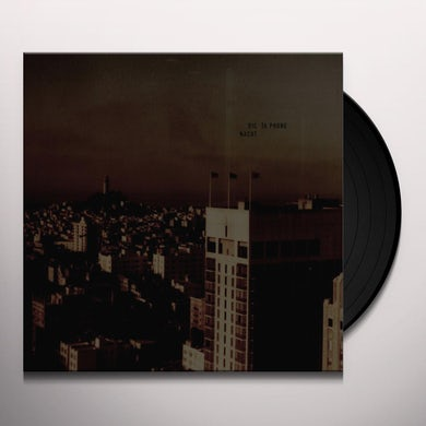 Dictaphone Nacht Vinyl Record
