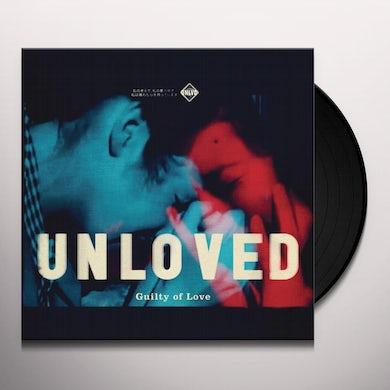 UNLOVED Guilty Of Love Vinyl Record