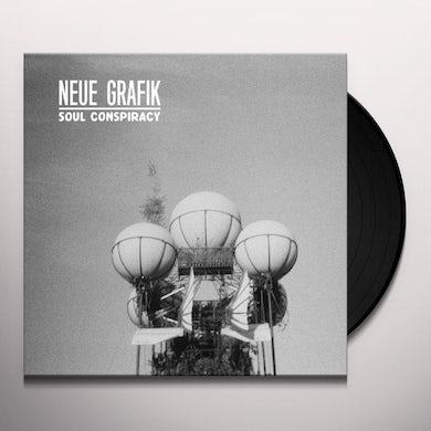 Neue Grafik Soul Conspiracy Vinyl Record
