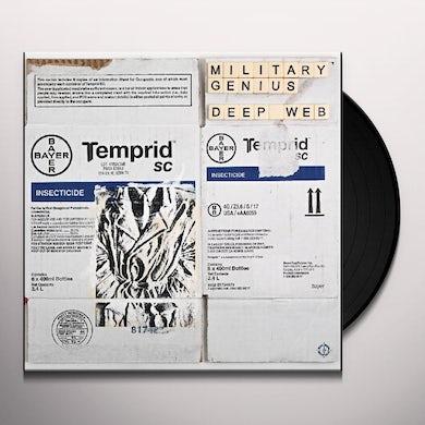 Military Genius Deep Web Vinyl Record