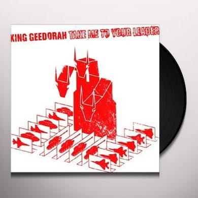 King Geedorah Take Me To Your Leader (2 Lp) Vinyl Record