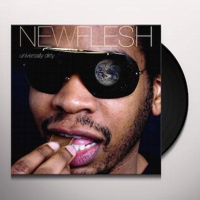 New Flesh Universally Dirty Lp Vinyl Record