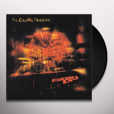 The Cinematic Orchestra Everyday (2 Lp) Vinyl Record