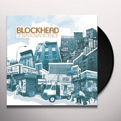 Blockhead Downtown Science (2 Lp) Vinyl Record