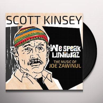 Scott Kinsey We Speak Luniwaz: The Music of Joe Zawinul Vinyl Record