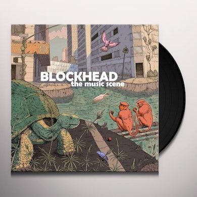 Blockhead The Music Scene Lp Vinyl Record