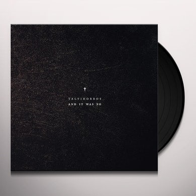 Talvihorros And It Was So Vinyl Record