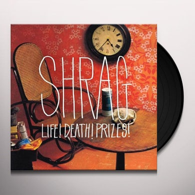 Shrag Life! Death! Prizes! Vinyl Record