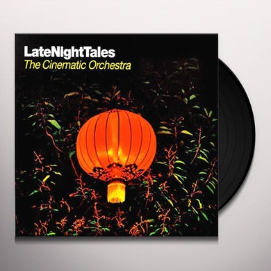 The Cinematic Orchestra Late Night Tales: The Cinematic Orchestr Vinyl Record