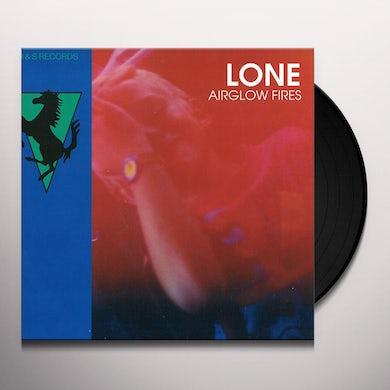 Lone Airglow Fires   12 Vinyl Record