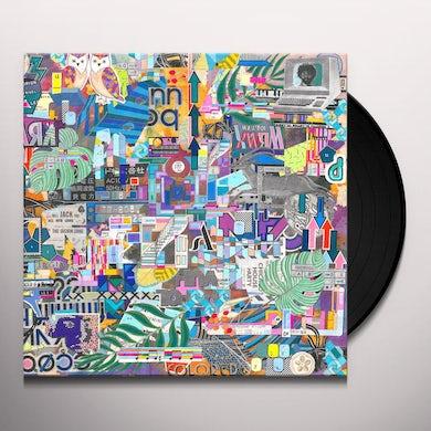 Afriqua Colored (color vinyl) Vinyl Record