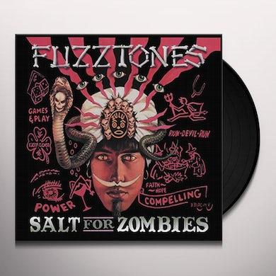 The Fuzztones Salt For Zombies Vinyl Record