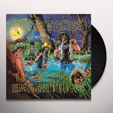 The Fuzztones   Lysergic Emanations (1985) ( Vinyl Record