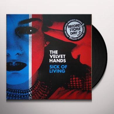 Velvet Hands Party's Over Vinyl Record