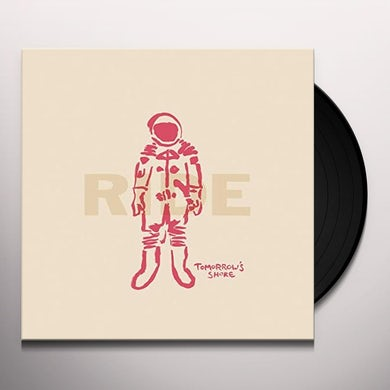 Ride Tomorrow's Shore Ep Vinyl Record