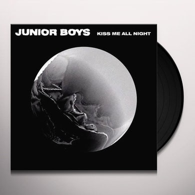 Junior Boys Kiss Me All Night Ep Vinyl Record