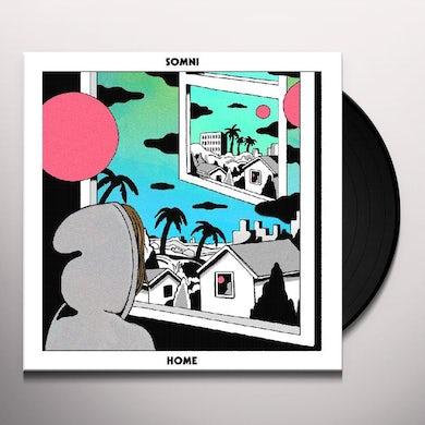 Somni Home (Color Vinyl) Vinyl Record