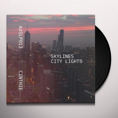 Cinthie Skylines City Lights Vinyl Record