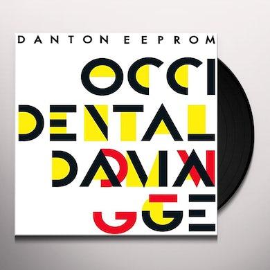 Danton Eeprom Occidental Damage   12 Vinyl Record