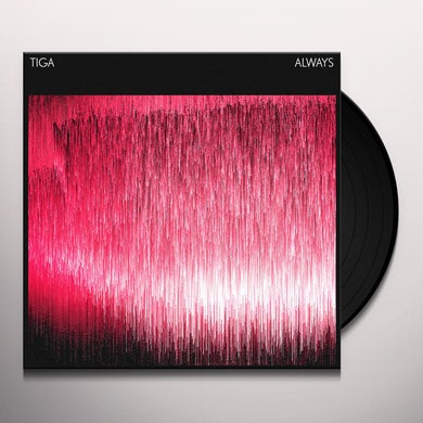 Tiga Always Vinyl Record