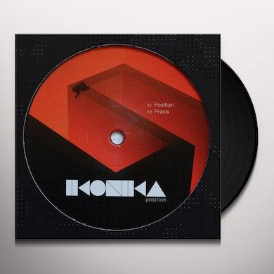 Ikonika Position Ep   12 Vinyl Record
