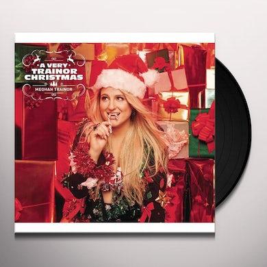 Meghan Trainor A Very Trainor Christmas Vinyl Record