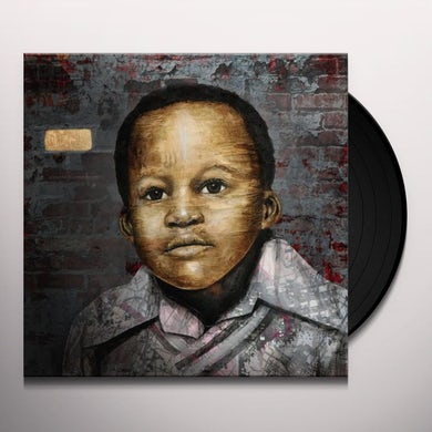 Rasheed Chappell First Brick Vinyl Record