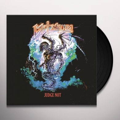 Blitzkrieg Judge Not (Limited Edition) Vinyl Record