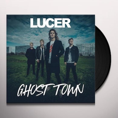 Lucer Ghost Town Vinyl Record