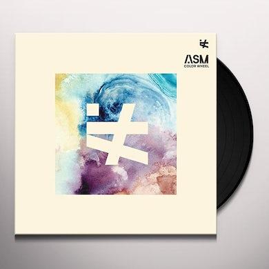 Asm Color wheel Vinyl Record