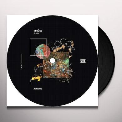 Rebuke Rattle 12inches Vinyl Record