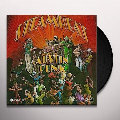 Steamheat Frozen tundra lady b/w since i met you Vinyl Record