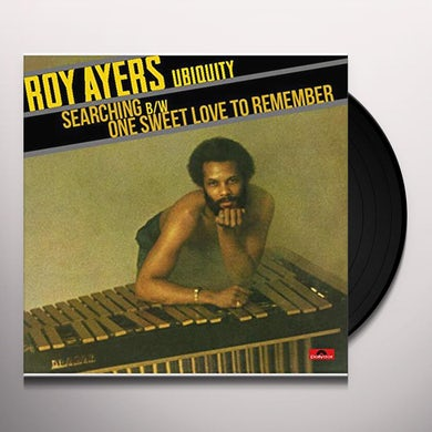 Roy Ayers Ubiquity Searching B/W One Sweet Love To Remember Vinyl Record