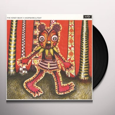 Hampshire & Foat Honey Bear Vinyl Record