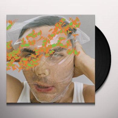 Ex-Terrestrial Gamma infolded Vinyl Record
