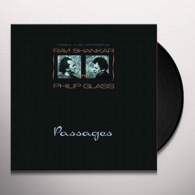 Ravi Shankar Glass: Passages Vinyl Record