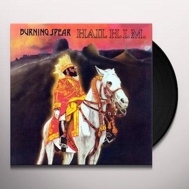Burning Spear Hail him Vinyl Record