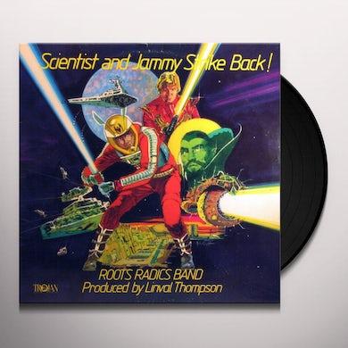 Scientist & prince jammy strike back Vinyl Record