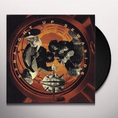 Das Efx Straight Up Sewaside Vinyl Record