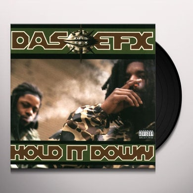 Das Efx Hold It Down Vinyl Record